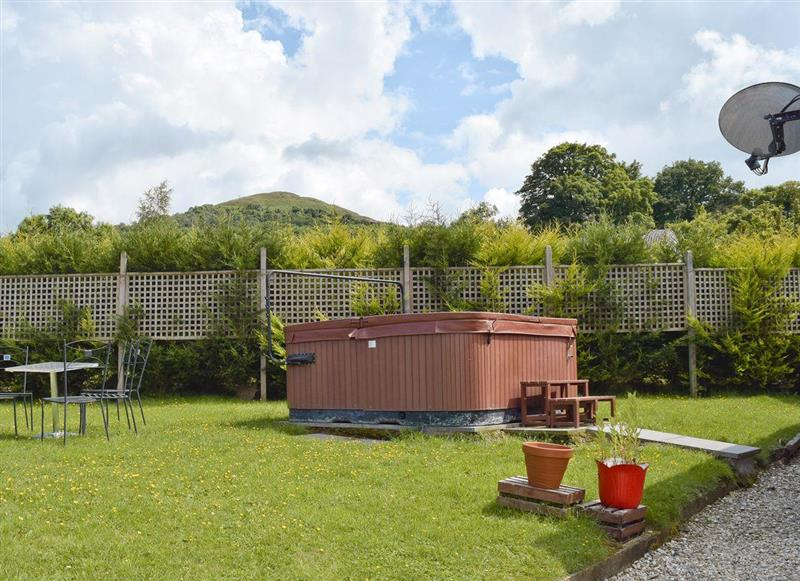 Oldcastle Cottages - Hot Tub Cottage, Colwall, near Great Malvern - Herefordshire