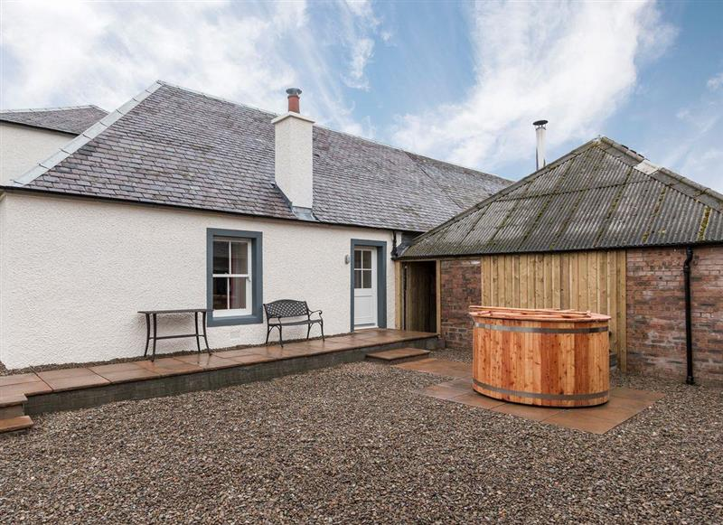 Pant Farmhouse, Mauchline, near Ayr - Ayrshire