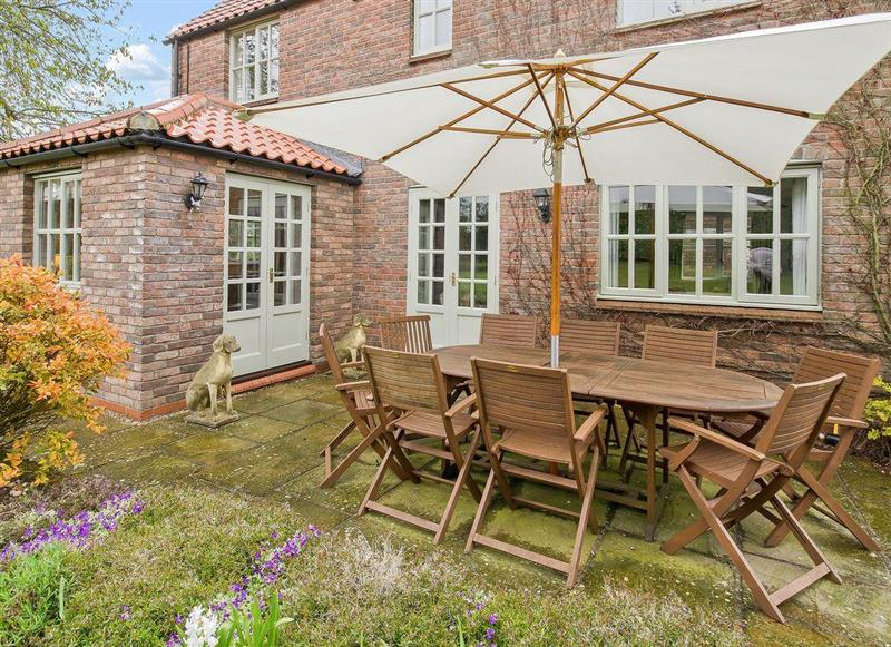 Chestnut Cottage, Greetham, near Horncastle - Lincolnshire