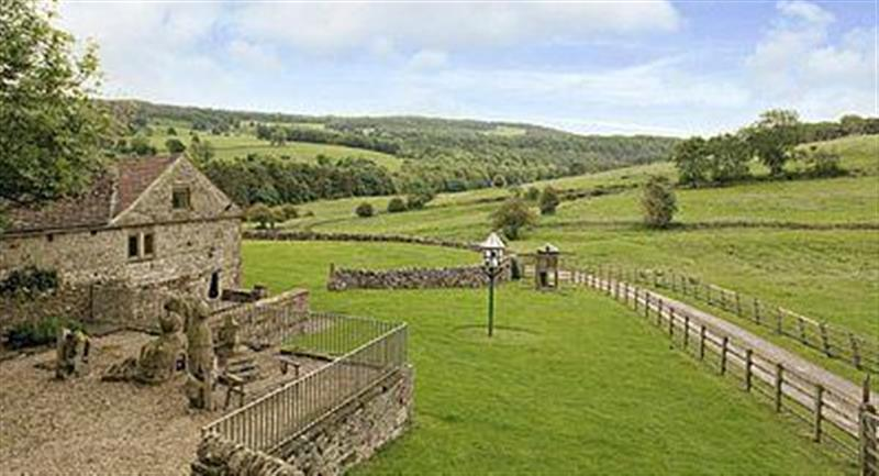 Harthill Barn, Alport, Nr Bakewell, Derbyshire. - Great Britain
