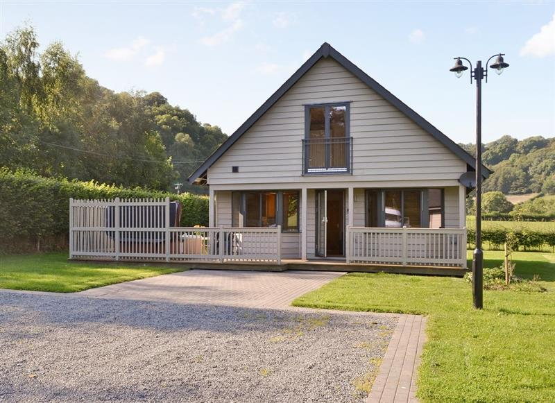 Mill Race Lodges - Lodge 1, Llangunllo nr. Knighton - Powys