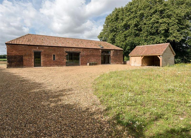 Old Hall Farm Barn, Kerdiston, near Norwich - Norfolk