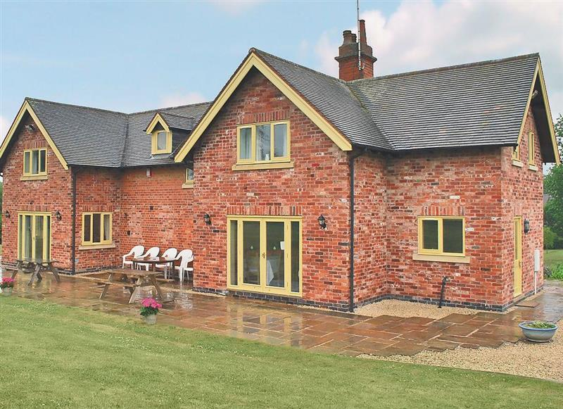 Poplars Farmhouse, Newborough, Burton-on-Trent - Staffordshire