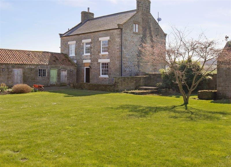 Thirley Cotes Farm Cottages - Thirley Cotes Farmhouse, Harwood Dale, near Scarborough, Yorkshire - North Yorkshire