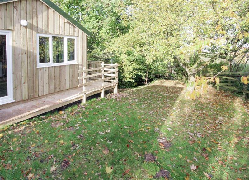 Wallace Lane Farm Cottages - Treehouse Cabin, near Caldbeck and Uldale - Cumbria