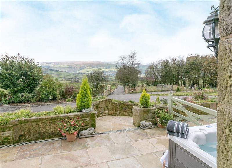 Commons Farm Cottage, Wadsworth, near Hebden Bridge - West Yorkshire