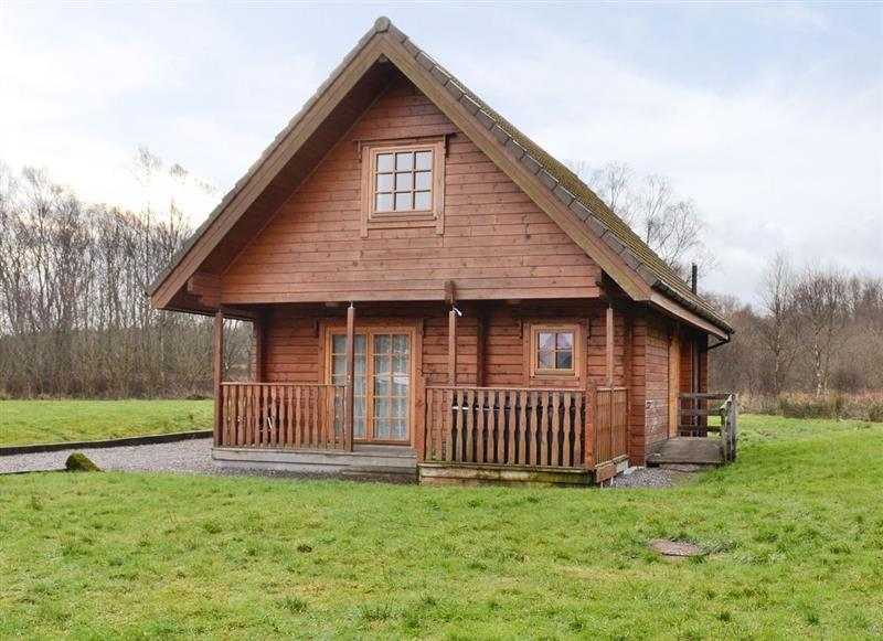 Benview Holiday Lodges - Lodge 1, Balfron, nr. Aberfoyle - Lanarkshire