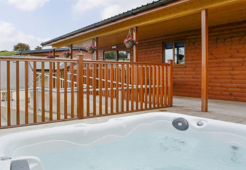 Gatra Farm Lodges - Blake Fell Lodge, Lamplugh, near Cockermouth - Cumbria