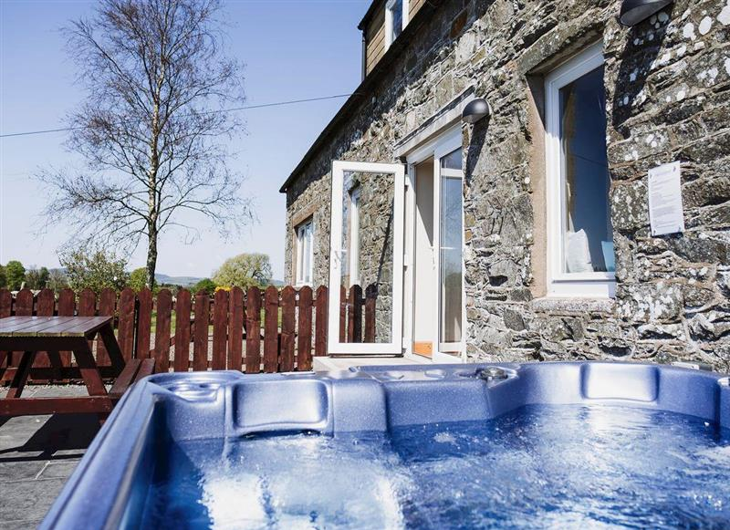 High Kirkland Holiday Cottages: Cottage 2, Kirkcudbright - Kirkcudbrightshire