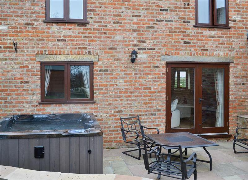 Kyme Retreats - Kyme Barn, North Kyme, nr. Sleaford - Lincolnshire
