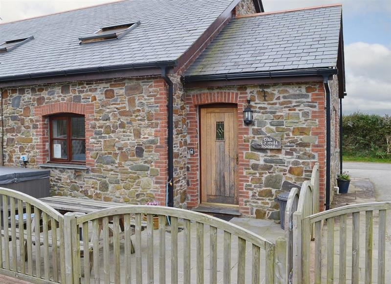 Lana Park Cottages - The Old Mill House, Welcombe, nr. Bude - Devon