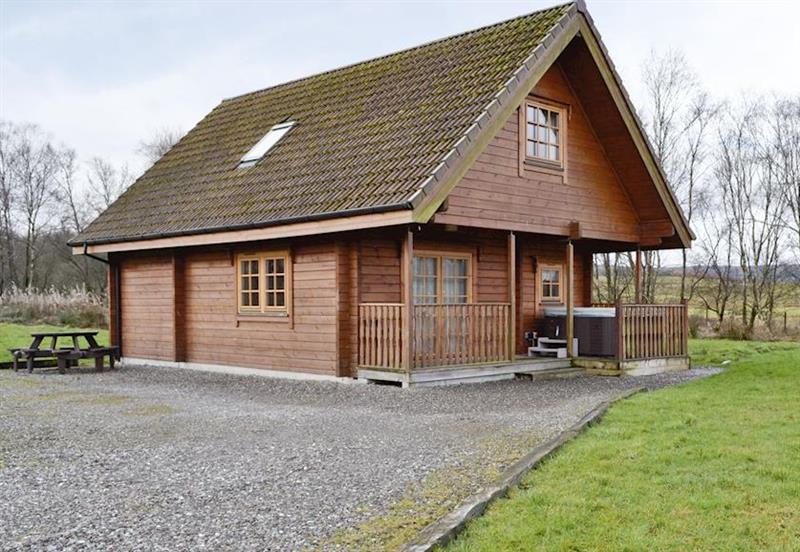 Benview Holiday Lodges - Lodge 2, Balfron, nr. Aberfoyle - Lanarkshire
