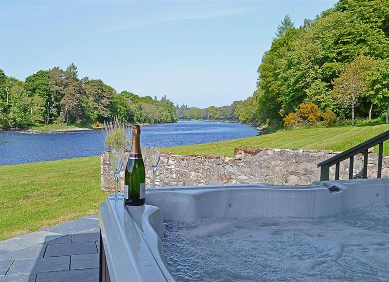 Ness Castle Estate - River Lodge, Inverness - Inverness-Shire