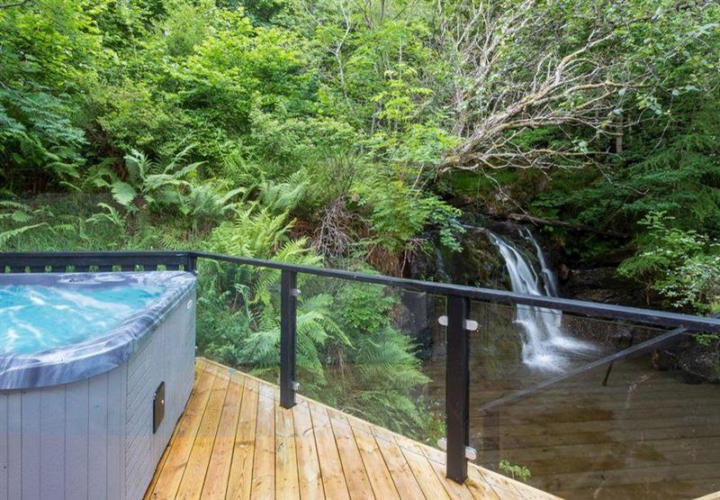 Loch Tay Highland Lodges - Waterfall Lodge, Killin - Perthshire
