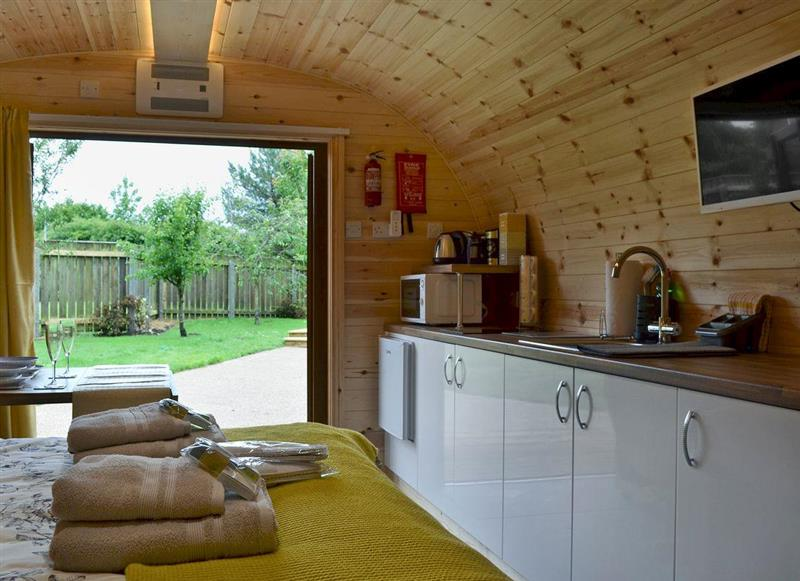Honeybee Holiday Homes - The Hive, Skipsea, near Hornsea - North Humberside