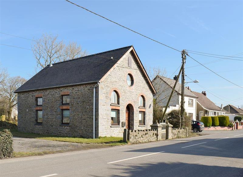 The Chapel, Cross Inn, near New Quay, Cardigan/Ceredigion - Dyfed